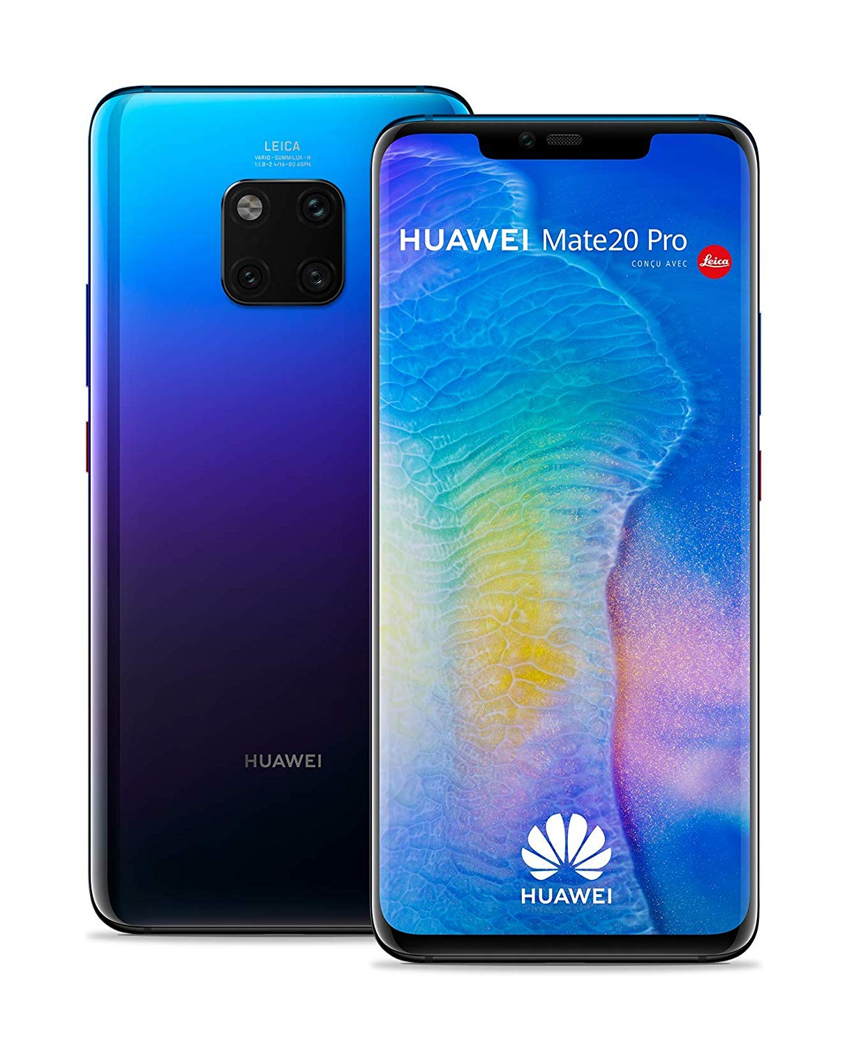 huawei mate 20 pro lya l29 128gb factory unlocked. Black Bedroom Furniture Sets. Home Design Ideas