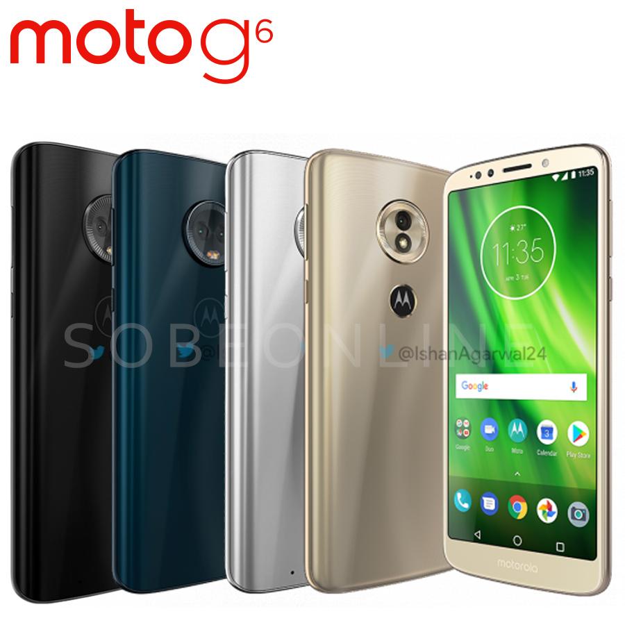 40d0599bc6 Motorola Moto G6 Plus XT1926 Dual Sim (FACTORY UNLOCKED) 5.9