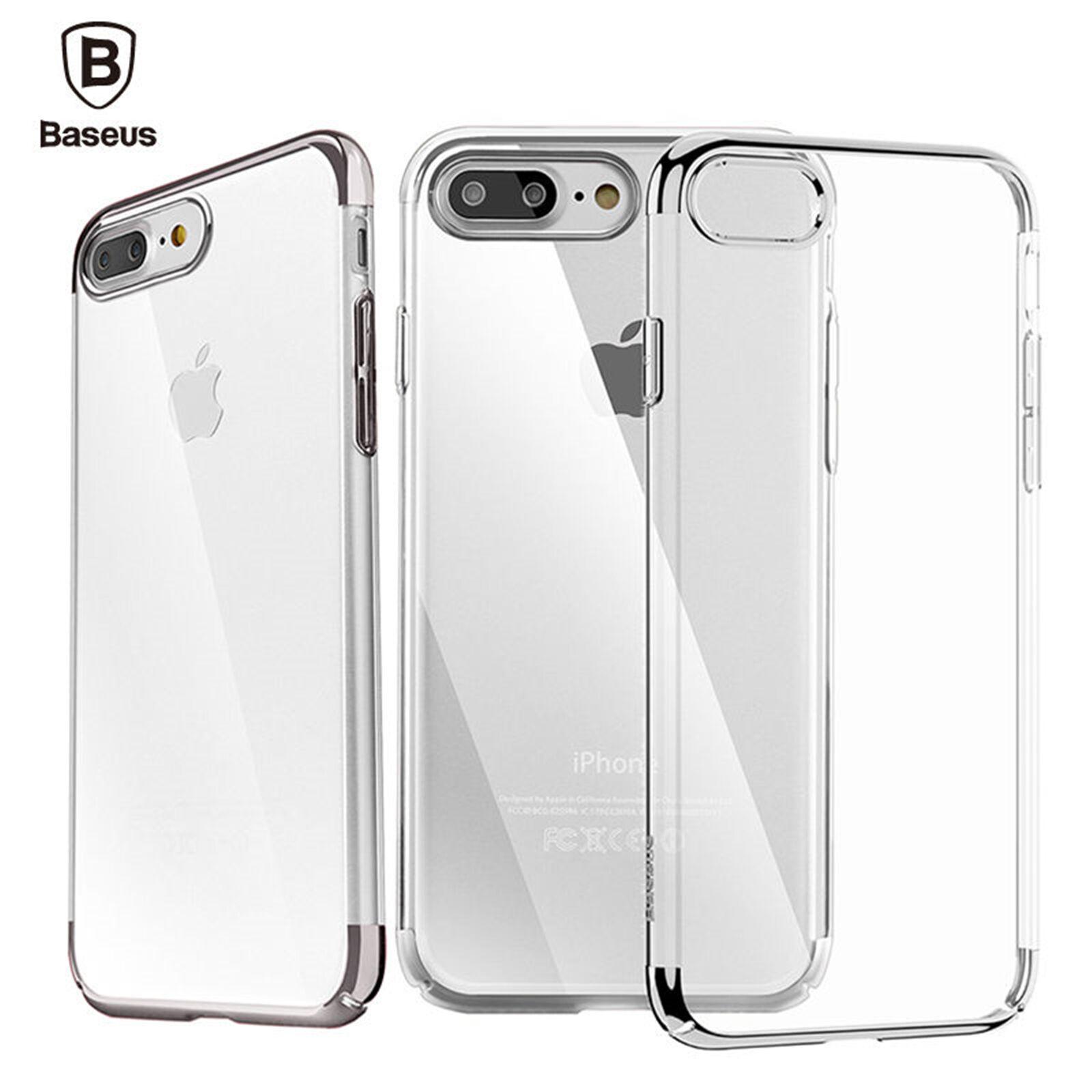 Novo! Ultra Slim Anti-impacto Case Para Iphone 7 E 7 Plus ...