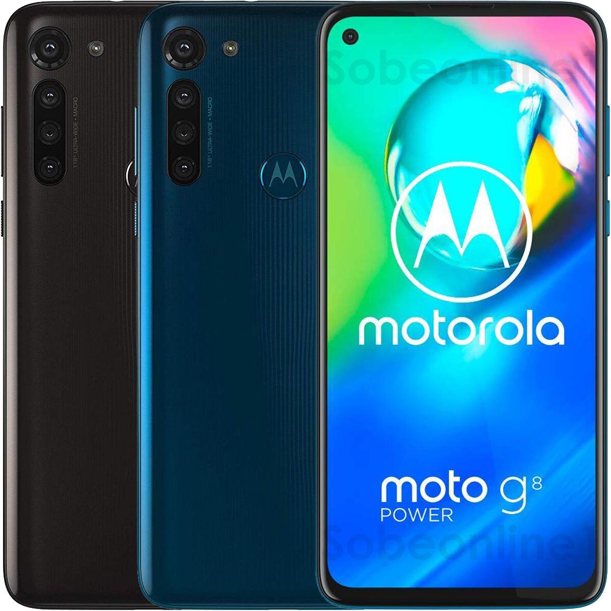 Motorola Moto G8 Power 64gb 4gb Ram Xt2041 1 Factory Unlocked 6 4 Dual Sim Ebay
