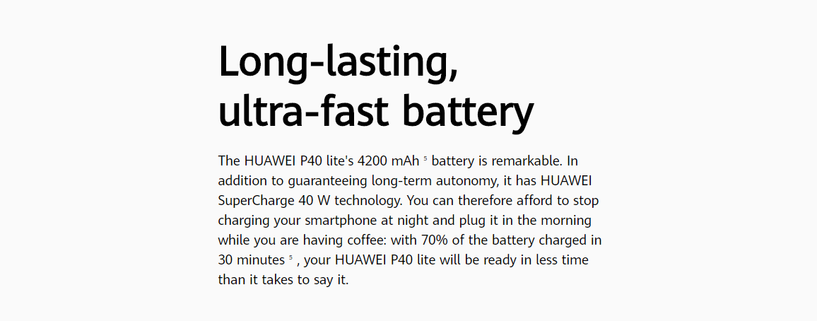 Huawei P40 lite 128GB 6GB RAM JNY-LX1 DualSIM (FACTORY UNLOCKED) 48MP 6.4 inches