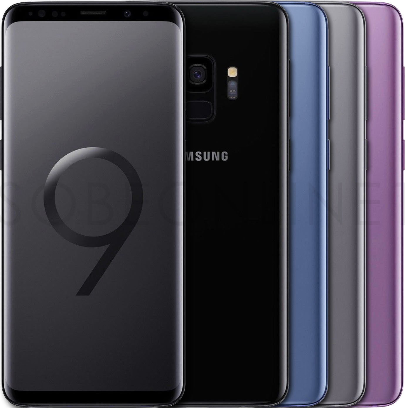Details about Samsung Galaxy S9 128GB SM-G960F/DS Dual Sim (FACTORY  UNLOCKED) 5 8 QHD 4GB RAM