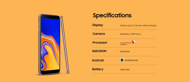 Details about SAMSUNG GALAXY J4 PLUS SM-J415G/DS 16GB ( FACTORY UNLOCK)  DUAL SIM 6