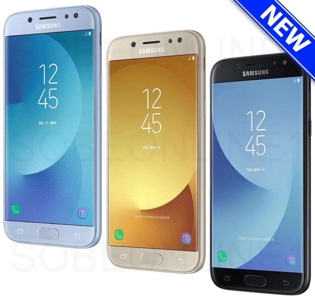 9885b602389 Detalles de Samsung Galaxy J5 Pro 2017 (16 GB) J530G/DS 4G LTE Dual Sim GSM  Desbloqueado de fábrica- ver título original