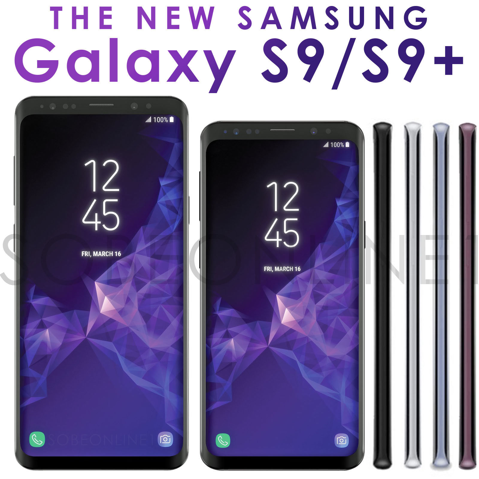 samsung galaxy s9 domiungo
